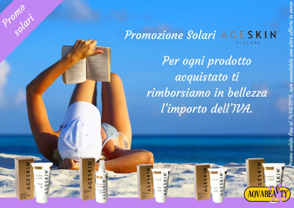 Promozione solari