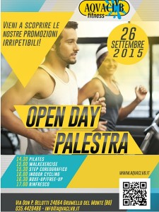 openday palestra