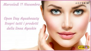 Open day Aquabeauty