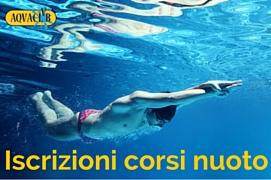 iscrizioni corsi nuoto