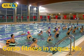 fitness acqua mix grumello