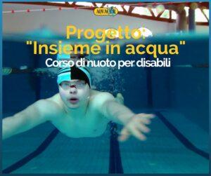 corso di nuoto disabili
