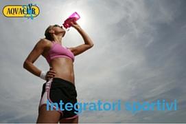 integratori sportivi aquaclub grumello bergamo