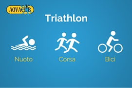 Triathlon centro sportivo grumello