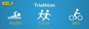 Triathlon adulti a bambini