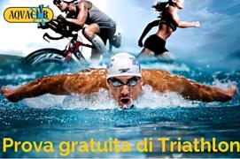 prova gartuita triathlon ragazzi bergamo