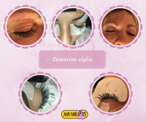 extension ciglia grumello aquabeauty
