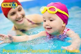 iscrizioni corsi nuoto aquaclub grumello bergamo