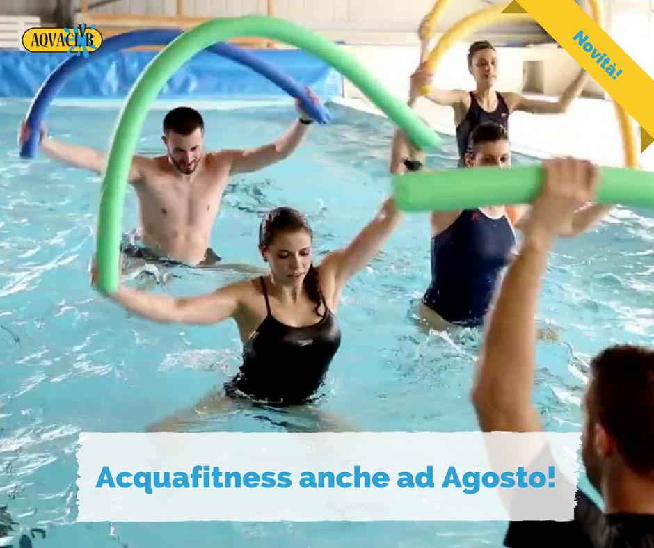 fitness piscina agosto bergamo
