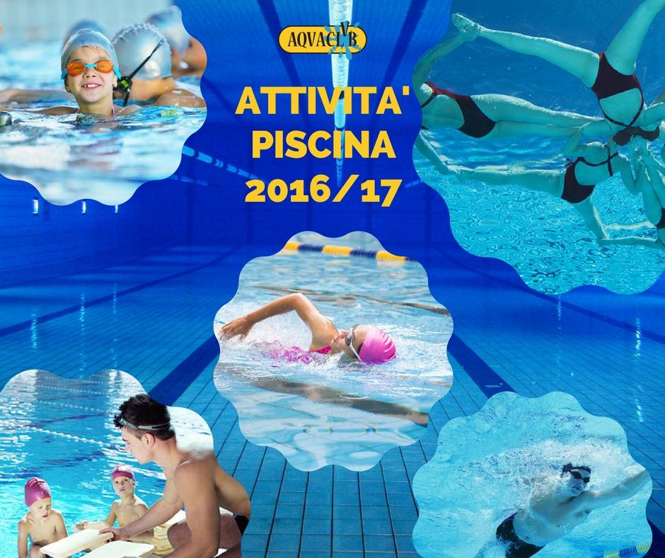 attività piscina 2016 bergamo aquaclub grumello