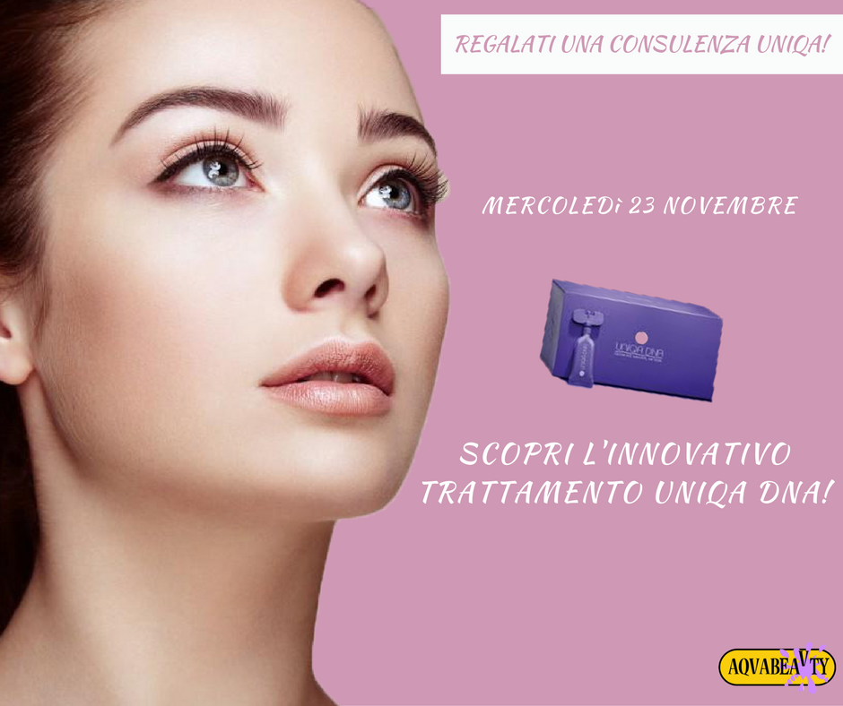 UNIQA DNA AQUABEAUTY