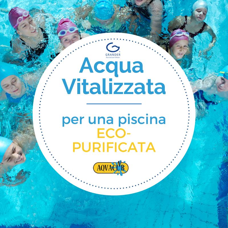 piscina acqua vitalizzata Bergamo