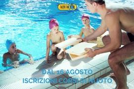 Anteprima sito web Aquaclub
