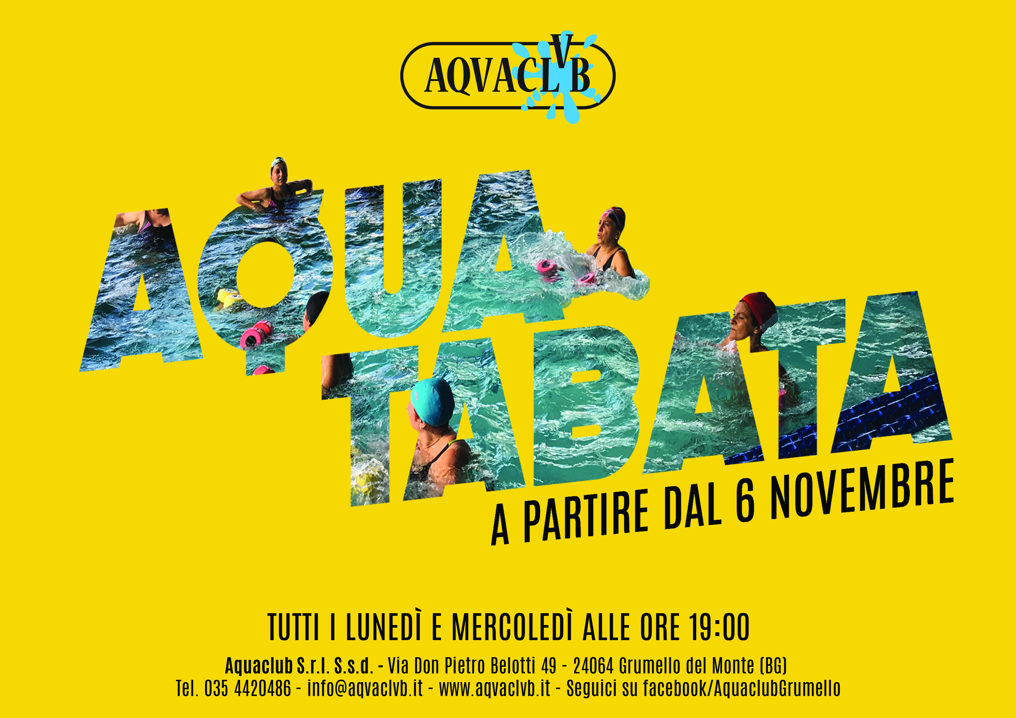 Flyer acquatabata