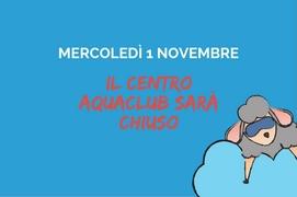 chiusura Aquaclub
