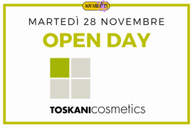 Open day Toskani cosmetics
